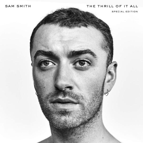 Sam Smith - Burning - Single Cover
