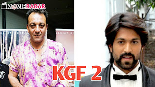 Sanjay Dutt As Adheera In KGF 2 First Look Released On His Birthday