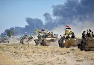 Iraqi, Kurdish forces reach cease-fire
