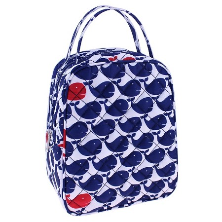 Lunch Bag Available At Target Is Super Cute In Fact We Bought This One For Harper Year I Thought It Looked Very Vineyard Vines Ish But