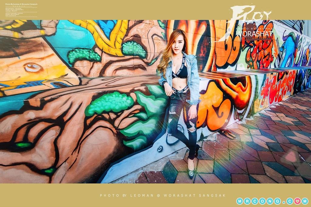 Image Thai-Model-No.347-Ployrawee-Chantra-MrCong.com-006 in post Thai Model No.347: Người mẫu Ployrawee Chantra (30 ảnh)