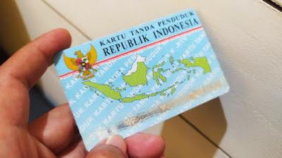 KTP indonesia