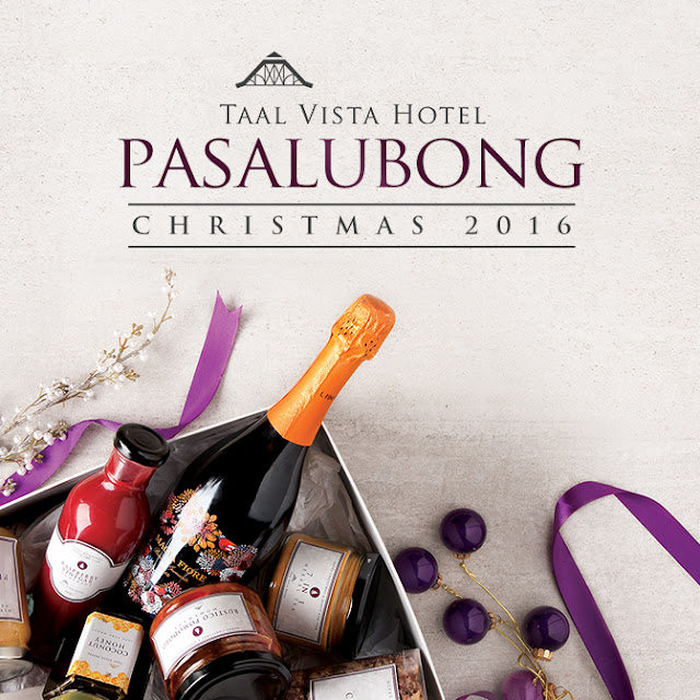 Christmas Pasalubong Gift Collection at Taal Vista Hotel Tagaytay
