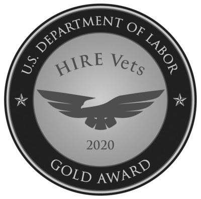 ThayerMahan earned award for creating and retaining veteran jobs