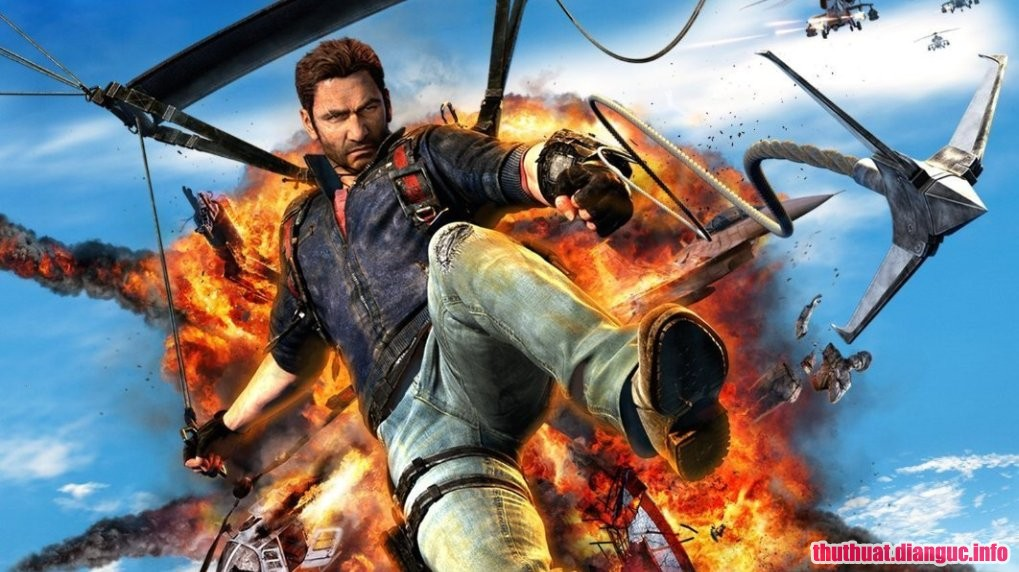 Download Just Cause 3 Full Crack Fshare