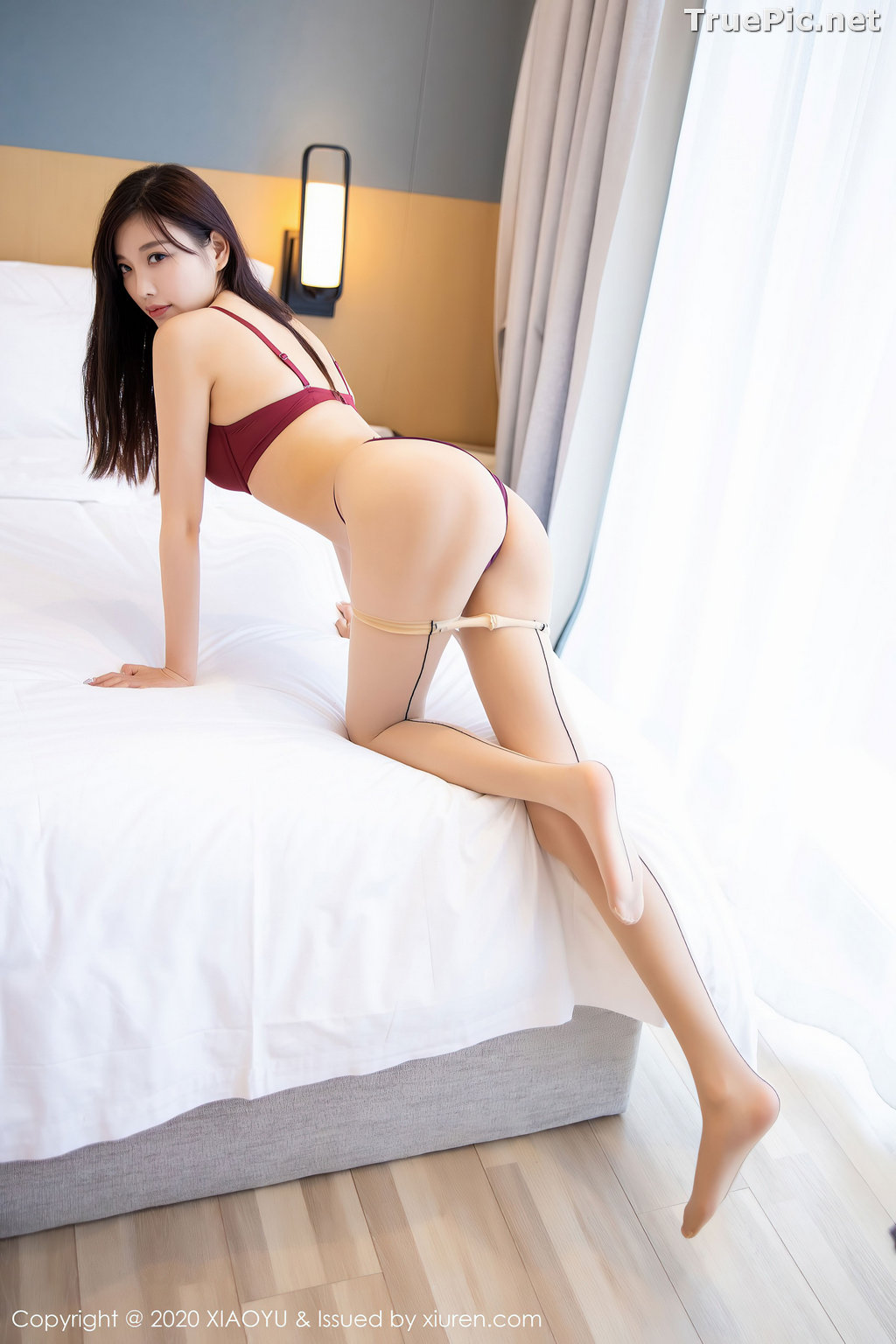 Image XiaoYu Vol.414 - Chinese Model - Yang Chen Chen (杨晨晨sugar) - Sexy Fitness Girl - TruePic.net - Picture-45