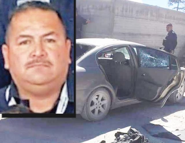 Emboscada a policías en Chihuahua deja un comandante muerto