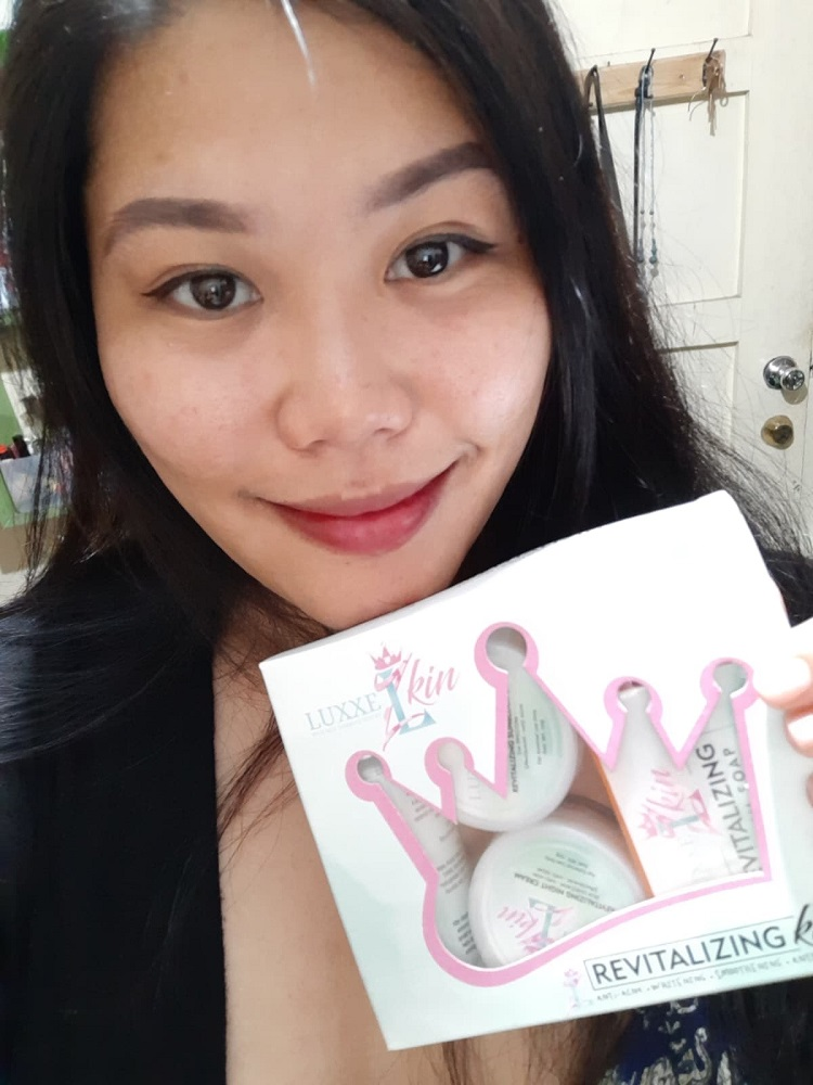 Review: Luxxe Zkin Revitalizing Kit, Overrated Friday