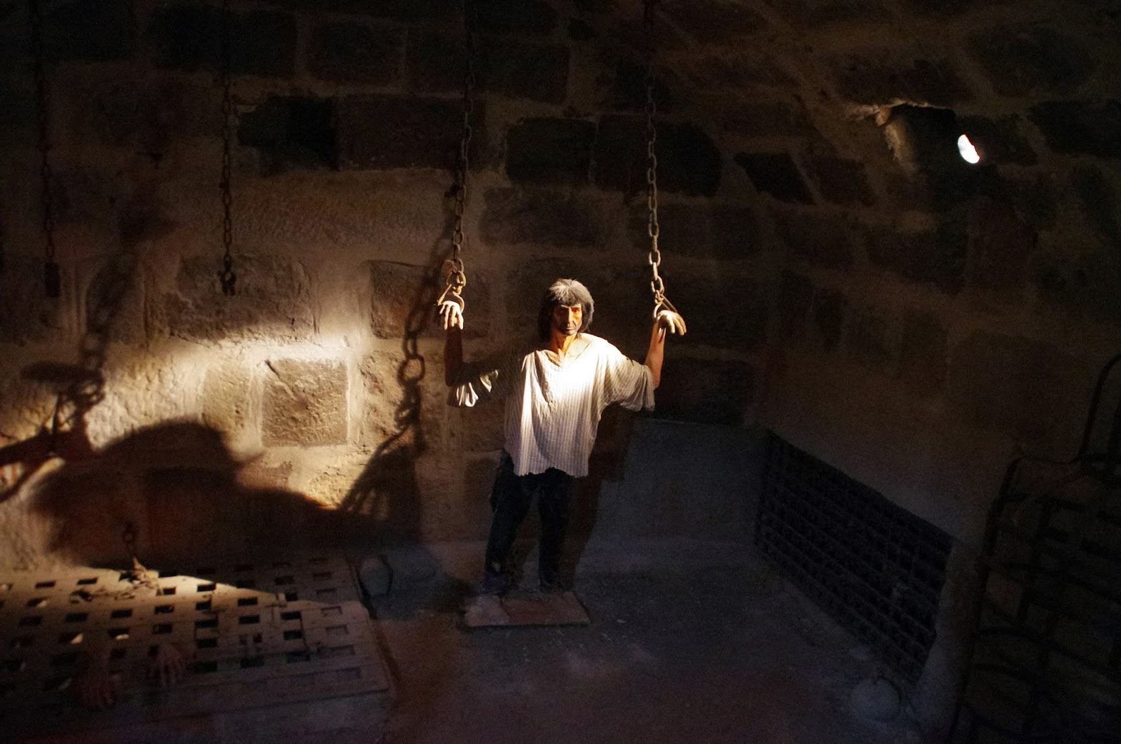 Bodrum Castle Dungeon