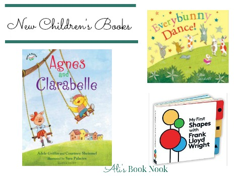 new childrens books coming out this week