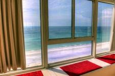 Gulf-front two bedroom condo for sale