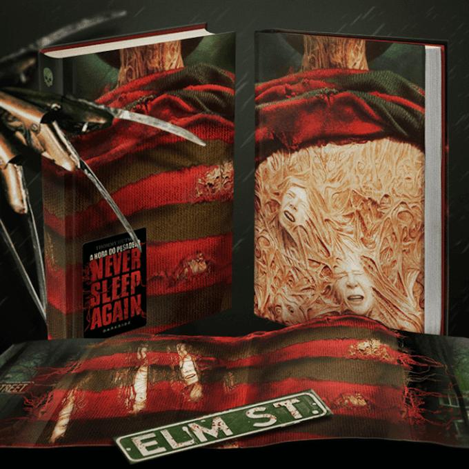 """Terror Underground #18: """"Never Sleep Again"""" (Livro) - DarkSide"""