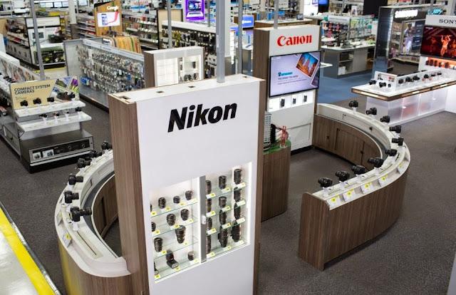 Tiendas para comprar cámaras y videocámaras en Miami