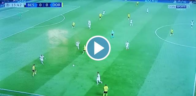 Besiktas vs Borussia Dortmund Live Score