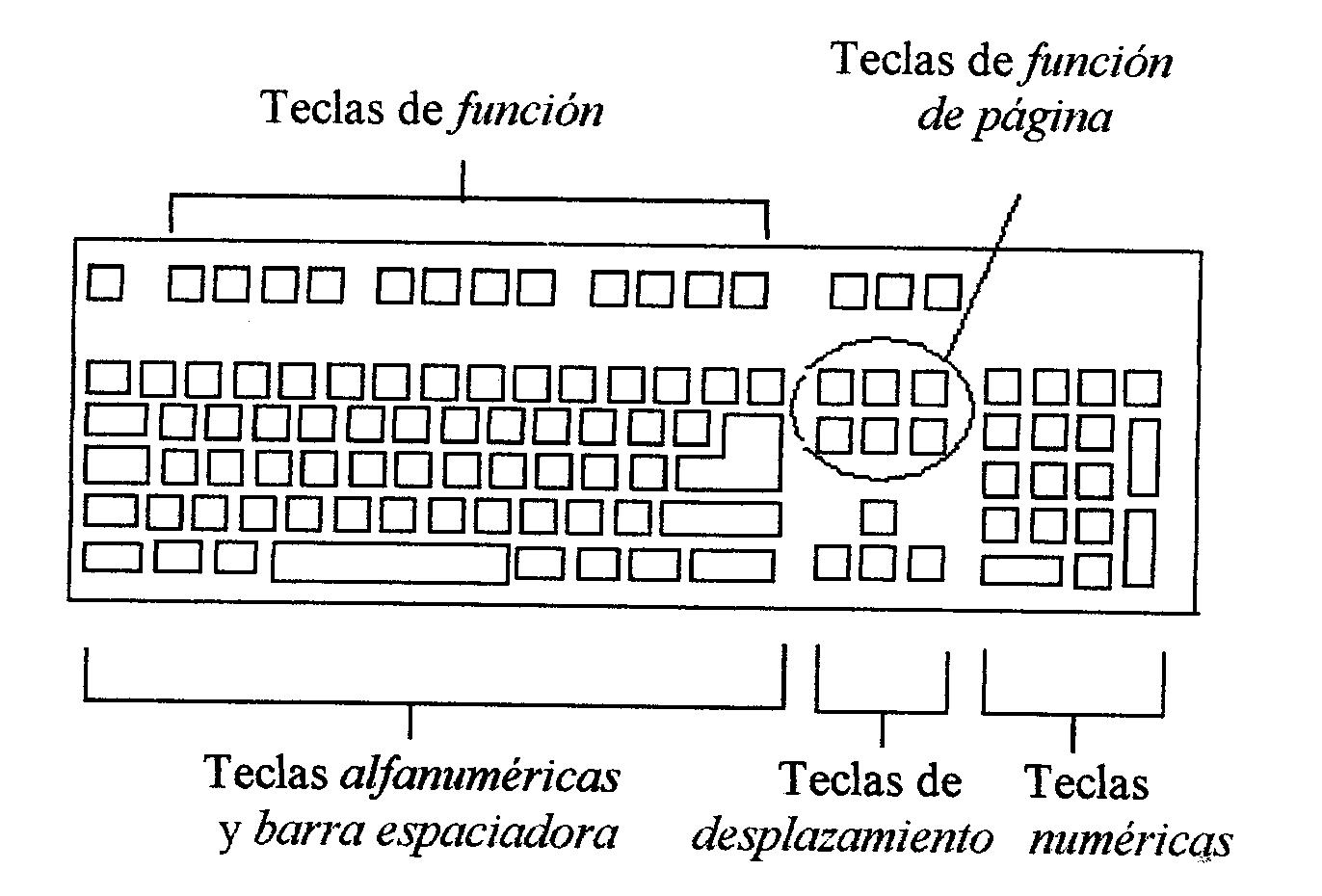 Formación Digital El Teclado