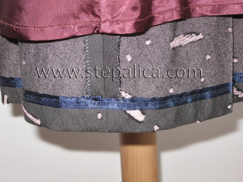 Zlata skirt sewalong: #15 Hem the skirt, method 2