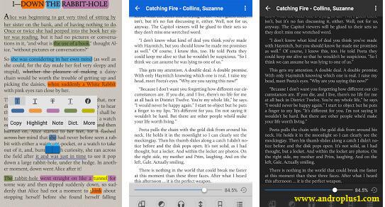 تحميل برنامج moon+ reader pro