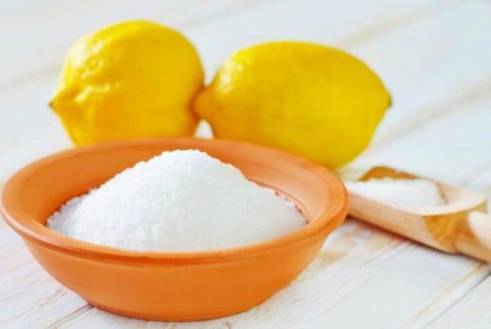 ملح الليمون