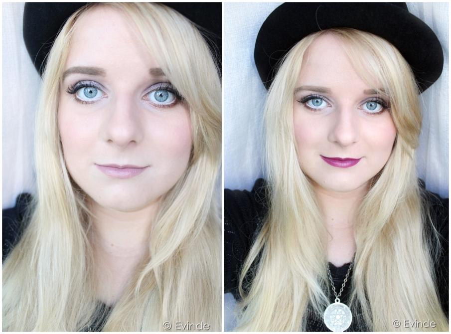 makeup for light eyes
