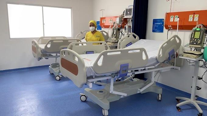 Hospital de Fundación tiene Unidad de Cuidados Intensivos, después de 73 años