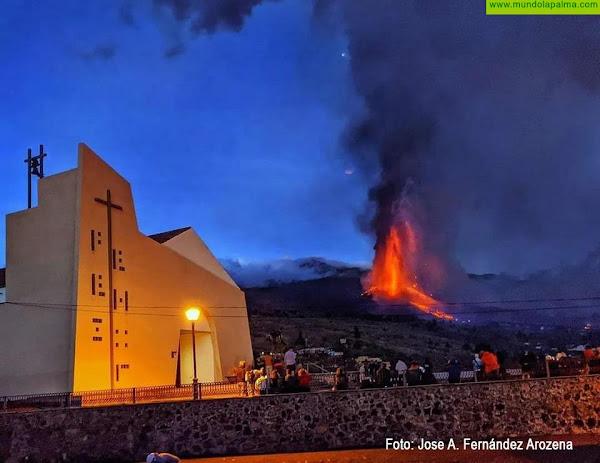 Todos unidos en oración por La Palma