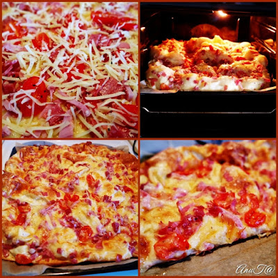 maailman paras pizzapannari, maailman paras pitsapannari, maailman paras suolainen pannari, pitsapannari