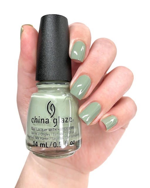 China Glaze Show Em Who's Blossom 25 Sweetpeas