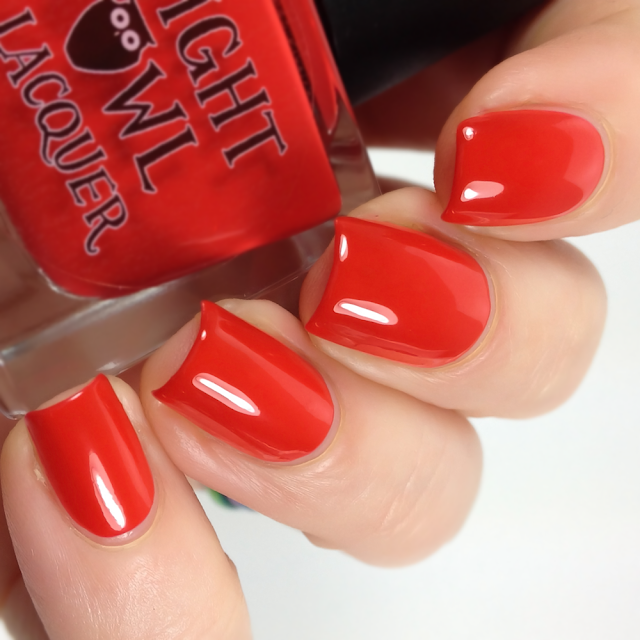Night Owl Lacquer-Autumn is Calling