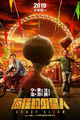 Xem Phim Người Ngoài Hành Tinh Điên Cuồng - Crazy Alien