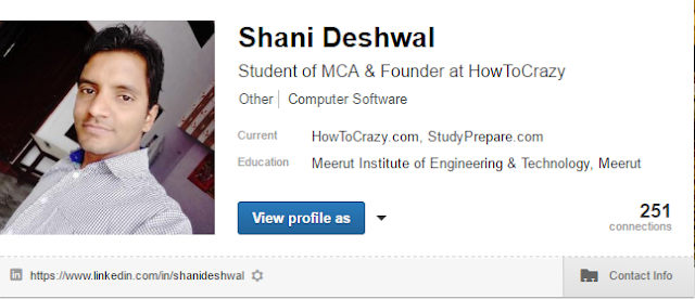 Download Your LinkedIn Profile With Simple Steps (Like CV)