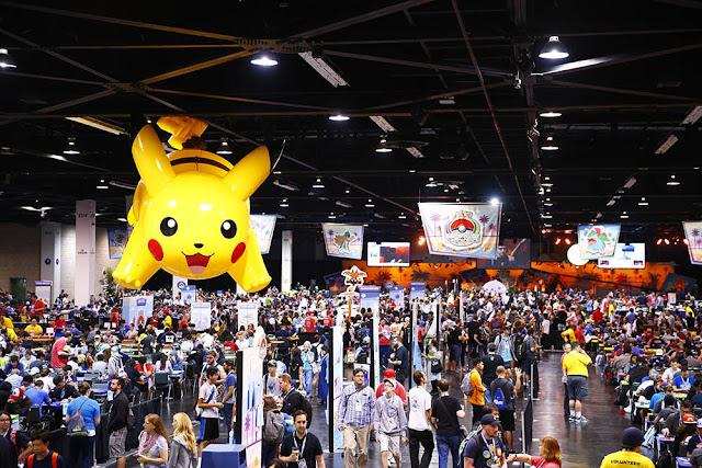 Se anuncian las fechas para el Campeonato Mundial de Pokémon