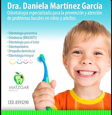Dra. Daniela Martinez Garcia ODONTOLOGA GUADALAJARA