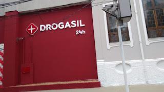 drogasil inauguração