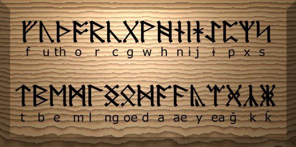 Anglo saxon language essay