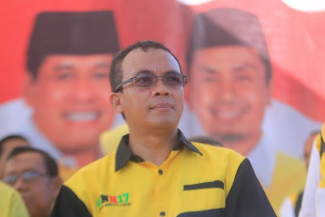 Golkar Rilis SK, Syahruddin Sebagai Ketua DPRD Soppeng