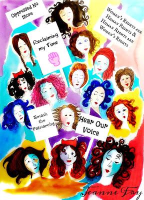 Resistance - Feminist Art