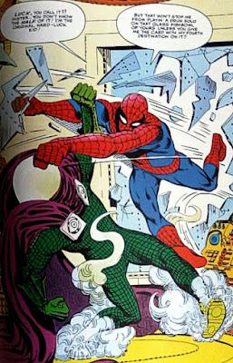 Steve Ditko, Spider-Man vs Mysterio