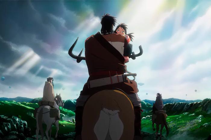 The Deer King (Shika no Ou) anime film