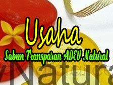 Sabun Transpran ADEV Natural