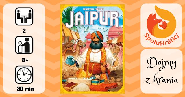 recenze hry Jaipur