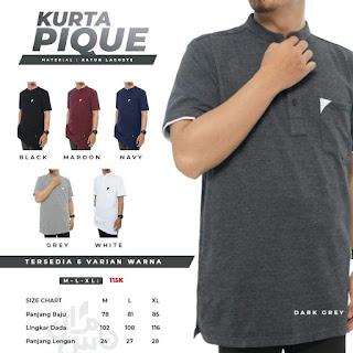 Kurta Kaos Pique