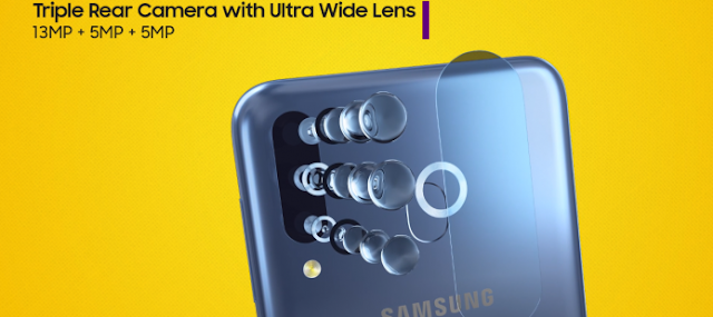 Galaxy M40 Cameras