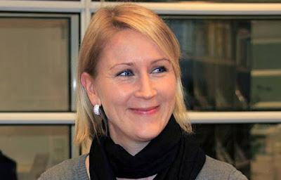 Kouvolan kaupunginjohtaja Marita Toikka Pekka Korpivaara
