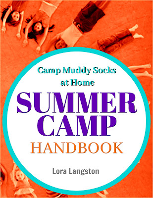 Summer Camp at Home Themes, Schedules, and Tips