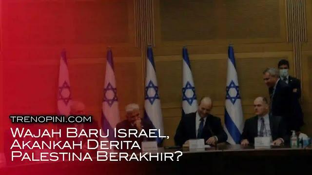 """Oposisi Israel membentuk koalisi baru untuk pemerintahan baru Israel. Oposisi ini yang akan menggulingkan Benjamin Netanyahu dari kekuasaannya yang telah bertahan selama 12 tahun. Sontak saja. Kepemimpinan Netanyahu berada di ujung tanduk setelah koalisi partainya, Likud, gagal membentuk kabinet pemerintahan meski meraup mayoritas suara dalam pemilihan umum pada Maret lalu. """"Penjahat Netanyahu tidak akan berkuasa lagi. Ini adalah akhir dari setiap penjahat."""""""