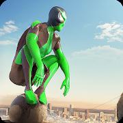 Download Rope Frog Ninja Hero - Strange Gangster Vegas Cracked version
