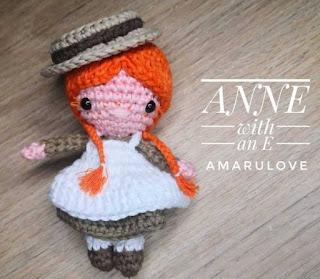 PATRON GRATIS ANNE | ANNE WITH AN E AMIGURUMI 41894