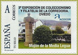 sello, tu sello, Mojón, Media Legua, Corredoria