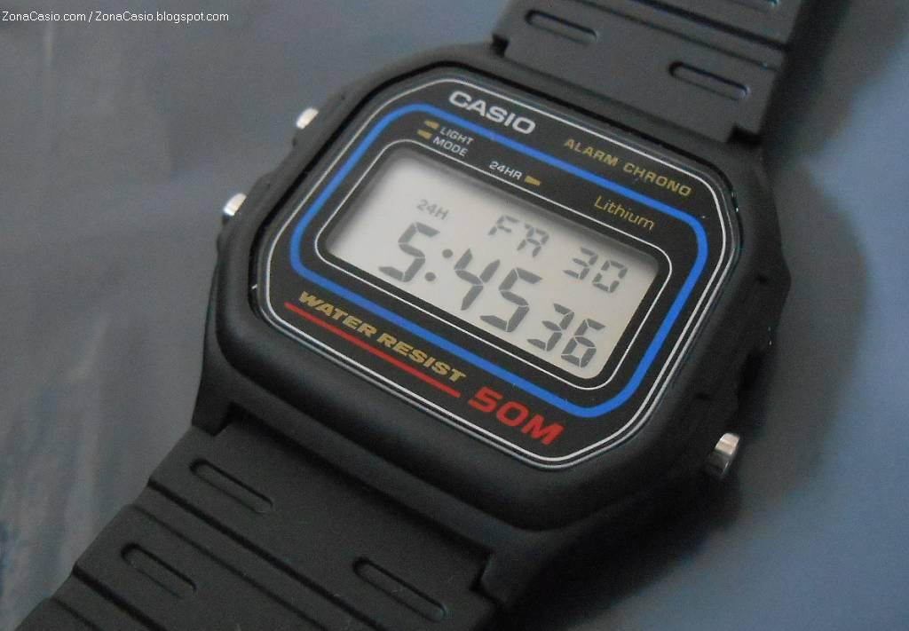 d05b6e6bb739 Zona Casio  ¿Por qué muchos relojes de Casio llevan la palabra ...