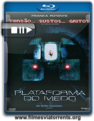Plataforma do Medo Torrent - BluRay Rip 720p Dublado